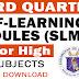 SHS - 3rd Quarter MODULES (SLM - ADM)