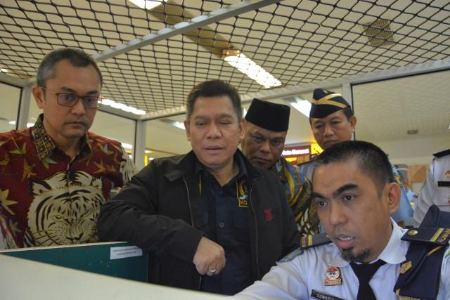 Antisipasi Penyebaran Virus Corona, Komisi III Imbau Imigrasi Bandara Sultan Hasanuddin Diperketat