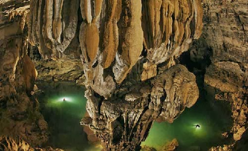 The underground wonders in Vietnam