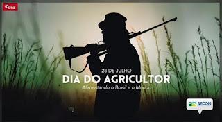 Secom gera revolta com foto de homem armado divulgada no Dia do Agricultor; CNDH oficia governo