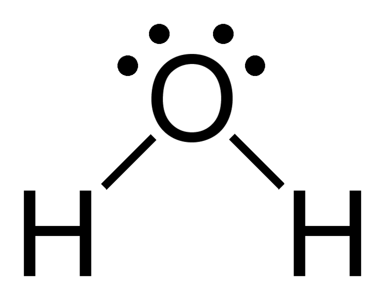 chemical bonds lewis dot diagram