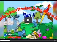 Download Metode Belajar Membaca Paling Disukai Anak (Seri 1)