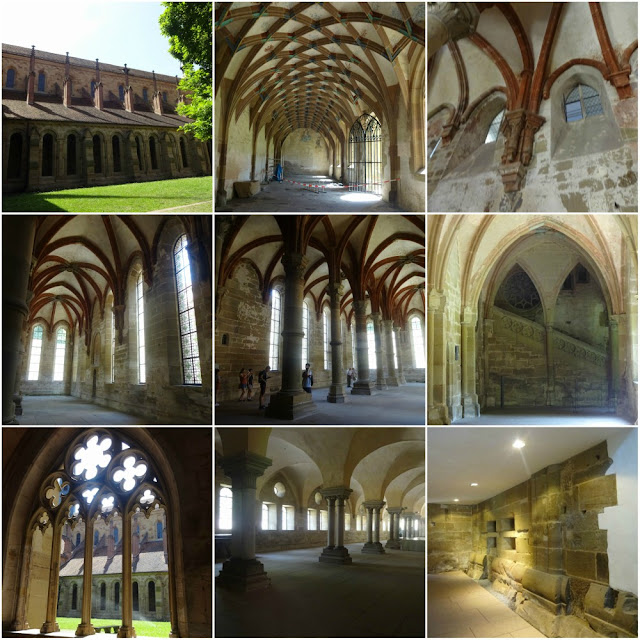 Conhecendo o Mosteiro de Maulbronn (Alemanha)