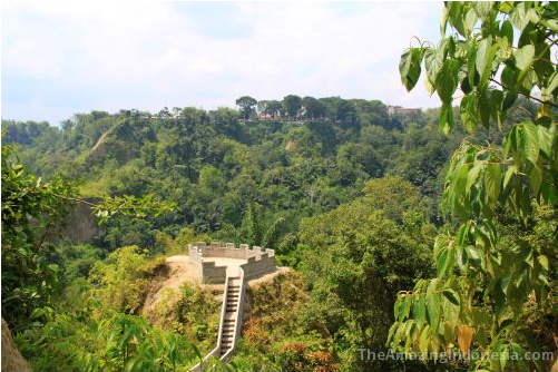 Great Wall of Koto Gadang / Sianok Canyon tempat wisata suatera barat