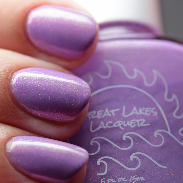 Great Lakes Lacquer Fading Day