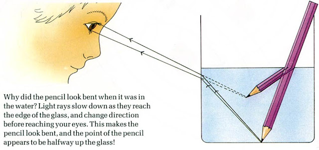 Refraction of Light Experiment: Can you bend a pencil? - Part 4