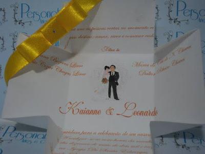17-convite de casamento personalizado na caixinha
