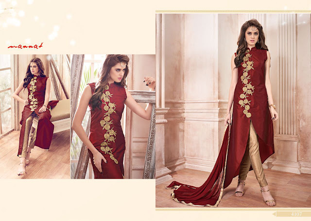 Red Color Wedding Special Salwar Suit Online Shopping