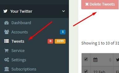 Cara Menghapus Semua Tweet dalam Jumlah Banyak di Twitter Cara buat blog itu- Cara Menghapus Semua Tweet dalam Jumlah Banyak di Twitter