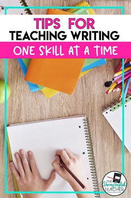 3 Tips for Teaching Writing in the Secondary ELA Classroom