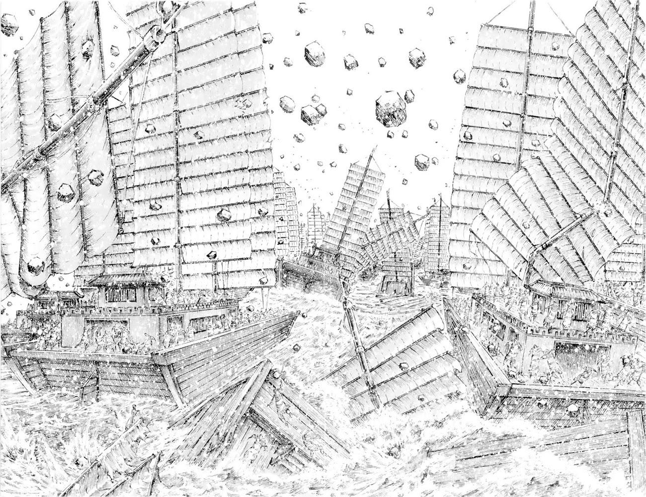 Hỏa phụng liêu nguyên Chương 416: Tôn quân lên bờ [Remake] trang 10