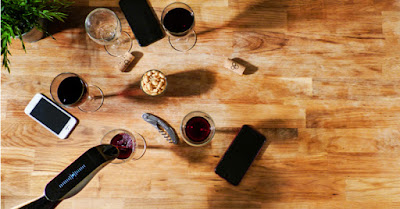 Aveine Beaux-Vins vin aérateur connecté innovation technologie