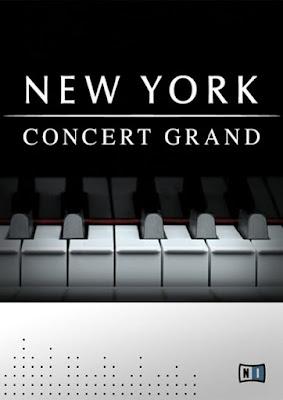 Cover da Library Native Instruments - New York Concert Grand 1.3.0 (KONTAKT)