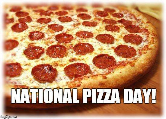 National Pizza Day Wishes pics free download