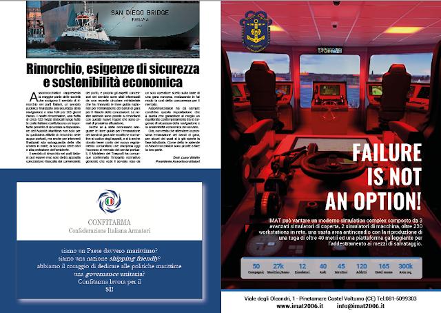 DICEMBRE 2019 PAG. 16 - Tecnologia all'avanguardia per il porto di Ravenna