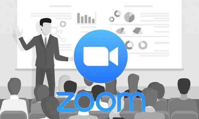 Menampilkan slide fie powerpoint ppt di ZOOM