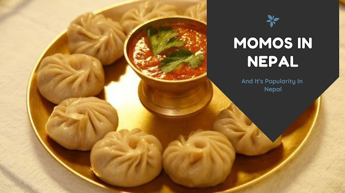 Momos: The Semi-National Dish Of Nepal