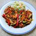 [207] Poulet Szechuan Sauce (scharf)
