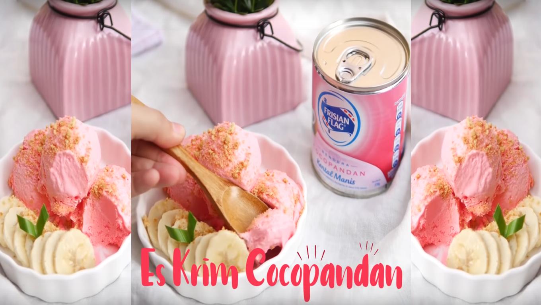 Es Krim Cocopandan