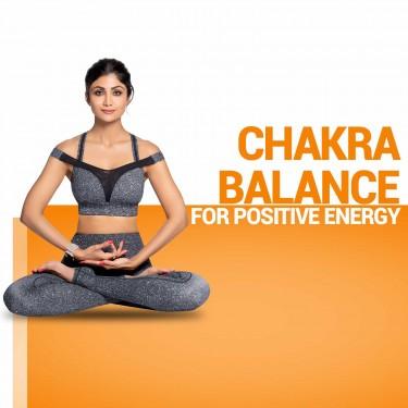 Chakra balance for positive energy