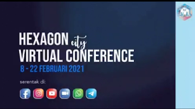 Virtual Conference Hexagon City