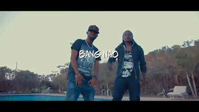 VIDEO   Lil Blood Ft Mr Blue - Bang Nao - DJ Mwanga