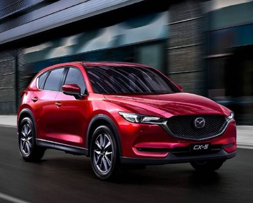 Mazda CX5 Review Spec spesifikasi image review