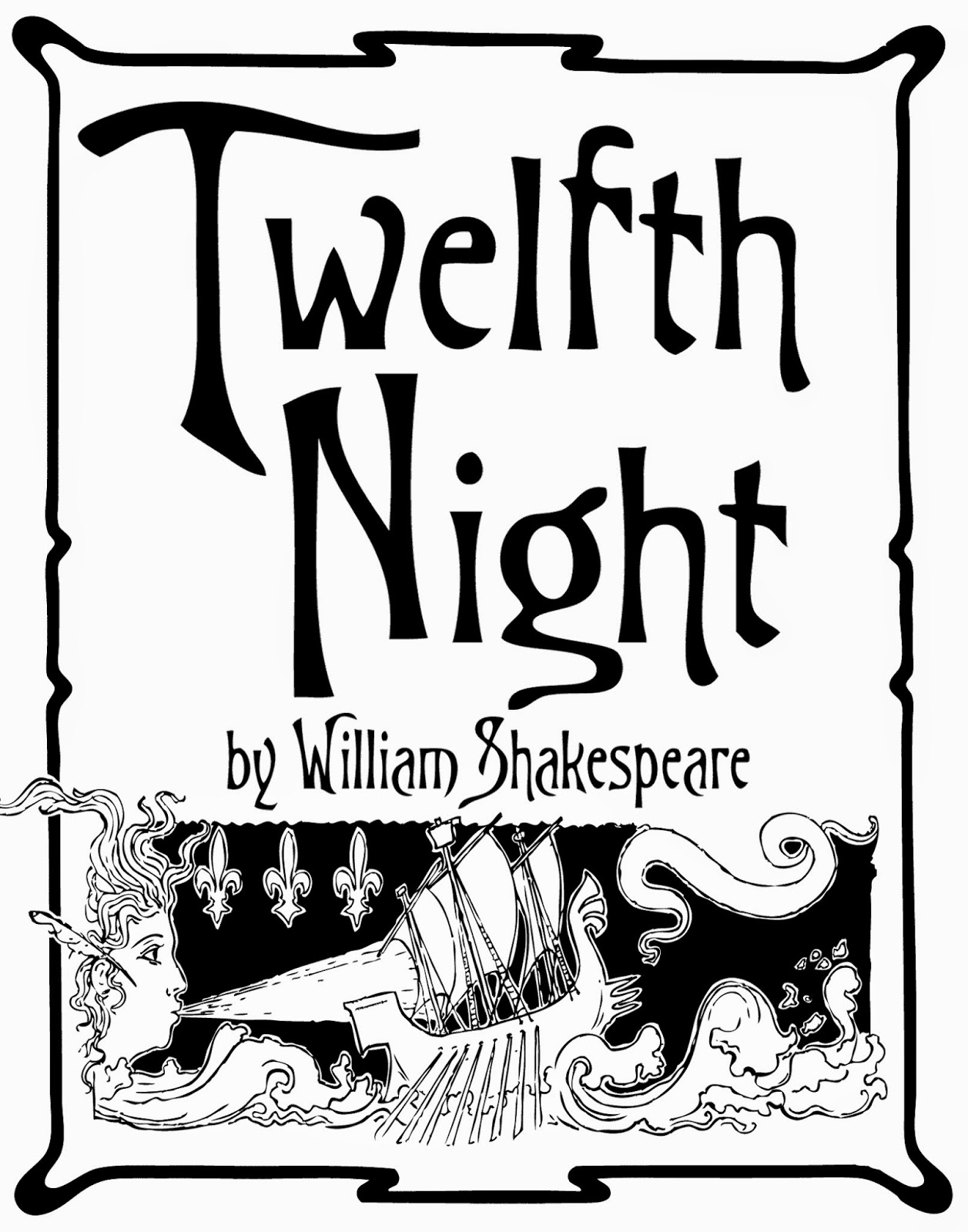 William Shakespeare wrote a comedy with the name, which is