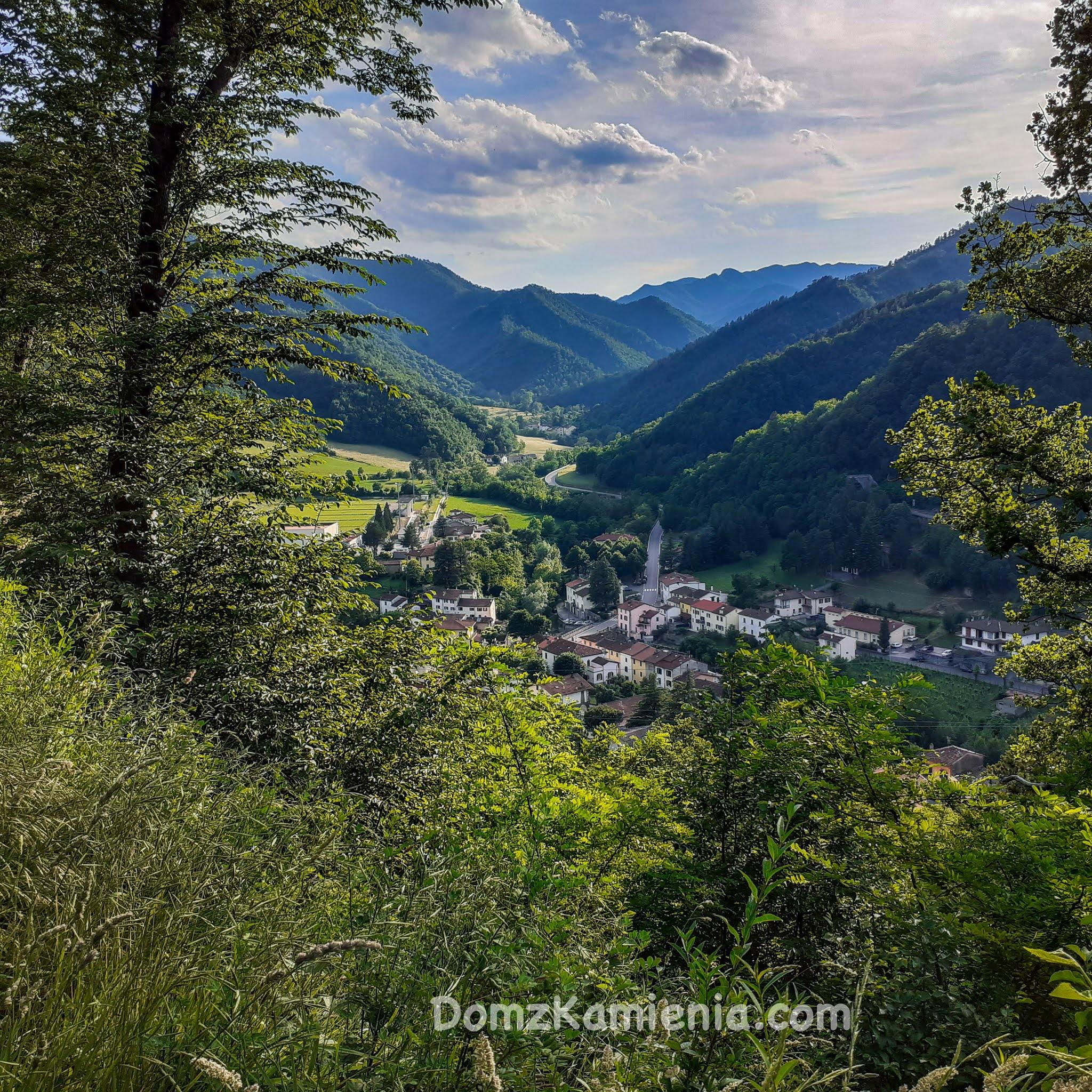 Dom z Kamienia, blog o życiu w Toskanii, Marradi