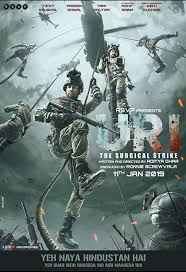Download Uri The Surgical Strike (2019) Full Movie Hindi HDRip 1080p | 720p | 480p | 300Mb | 700Mb