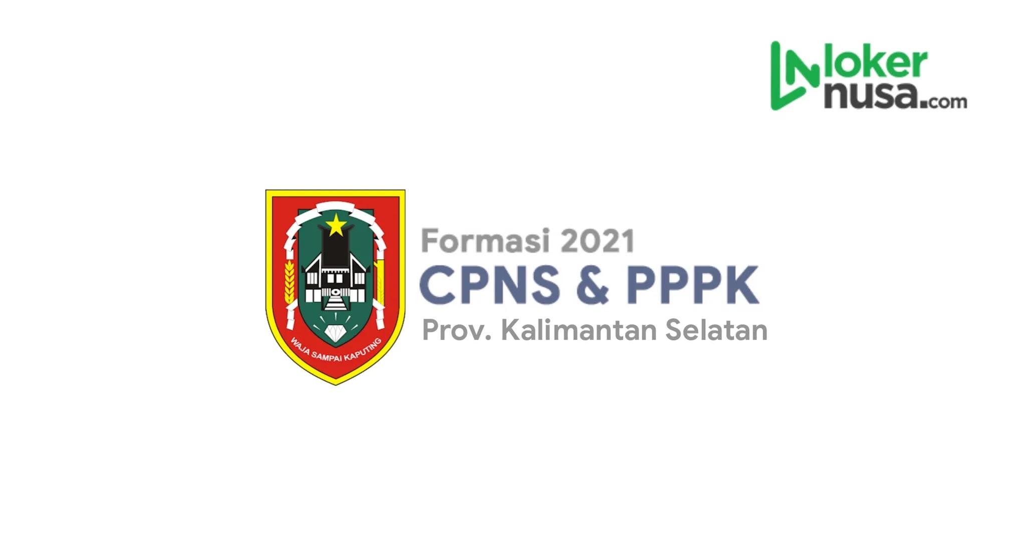 CPNS Kalimantan Selatan