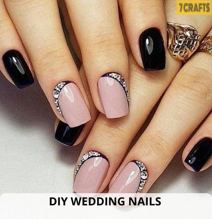 DIY Wedding Nails