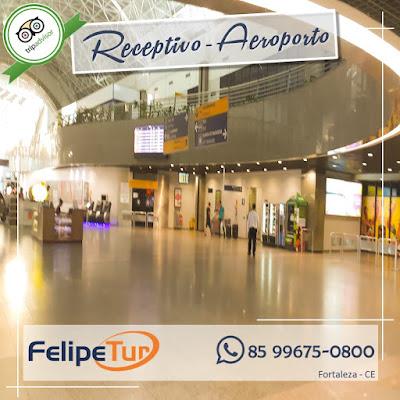 Empresa de receptivo em Fortaleza no Ceará