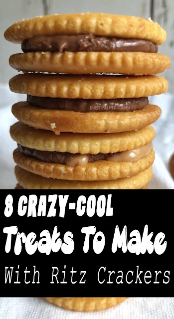 8 Crazy Cool Treats To Make With Ritz Crackers Recipe