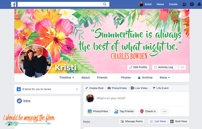 Free Summer Facebook Cover Photos