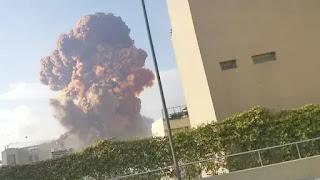 Explosão em um depósito de armas do Hezbollah deixa mais de 25 mortos e 2500 feridos