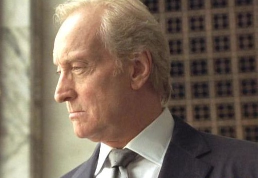 Actor Charles Dance Charles Was Andrew Windsor In The Contractor