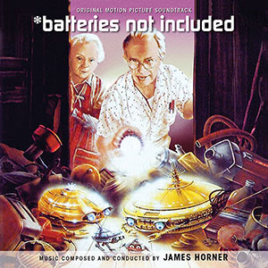 intrada soundtrack *BATTERIES NOT INCLUDED