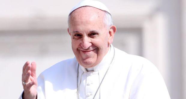 La imagen tiene un atributo ALT vacío; su nombre de archivo es Pope%2BFrancis%2Bthe%2BJesuit.jpg