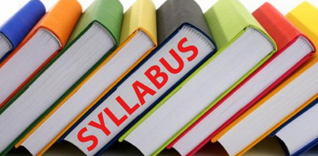 Syllabus for Bihar Board 2020