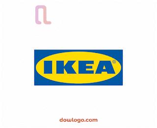 Logo IKEA Vector Format CDR, PNG