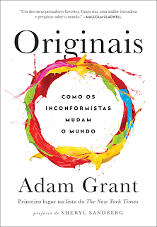 Originais, Adam Grant