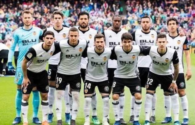 تشكيلة المتوقعة فالنسيا ضد ريال مدريد عبر سوفت سلاش