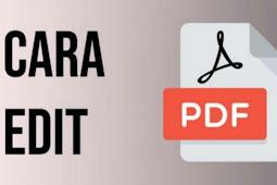 ✓ 2 Cara Edit File PDF dengan Mudah