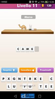 Emoji Quiz soluzione livello 11