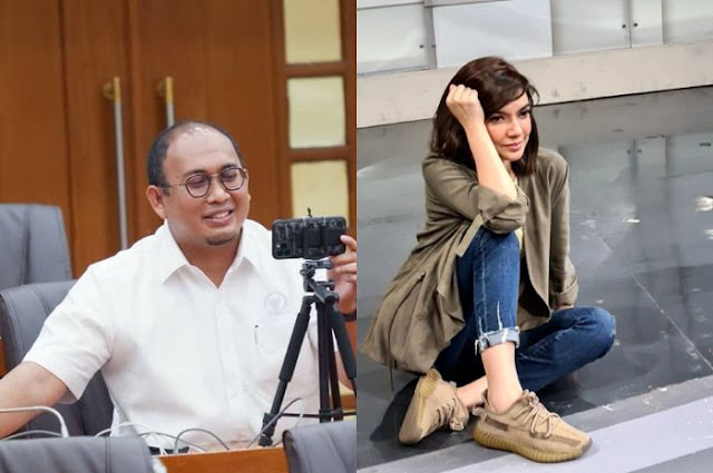 Dikritik, Andre Rosiade Singgung Dugaan Kaitan Najwa Shihab dengan Vendor Kartu Prakerja