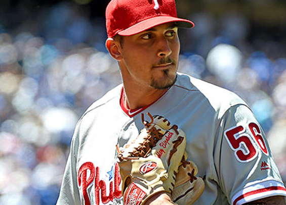 Eflin rocked as Braves down Phillies
