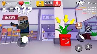 Jogo de tiro para android com tudo desbloqueado