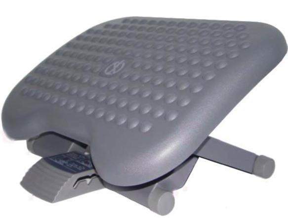 adjustable desk foot rest October 2012