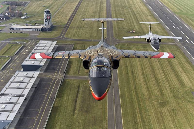 Austria buy new trainer aircraft